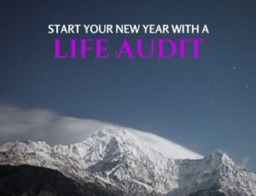 Start Your New Year With a Life Audit